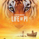 Life of Pi (2012) BRRip English 300MB 480P