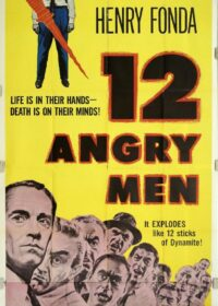 12 Angry Men (1957) 250MB English BRRip 420p ESubs