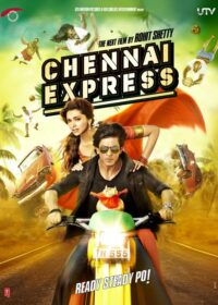 Chennai Express (2013) Hindi Movie 375MB DVDScr 420P