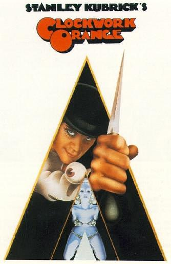 A Clockwork Orange (1971) 300MB English BRRip