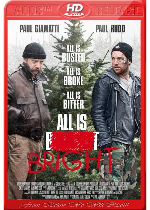 All Is Bright (2013) English BRRip 720p HD