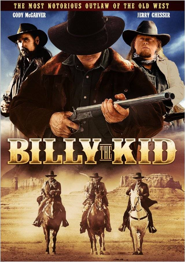 Billy the Kid (2013) Watch Full Movie