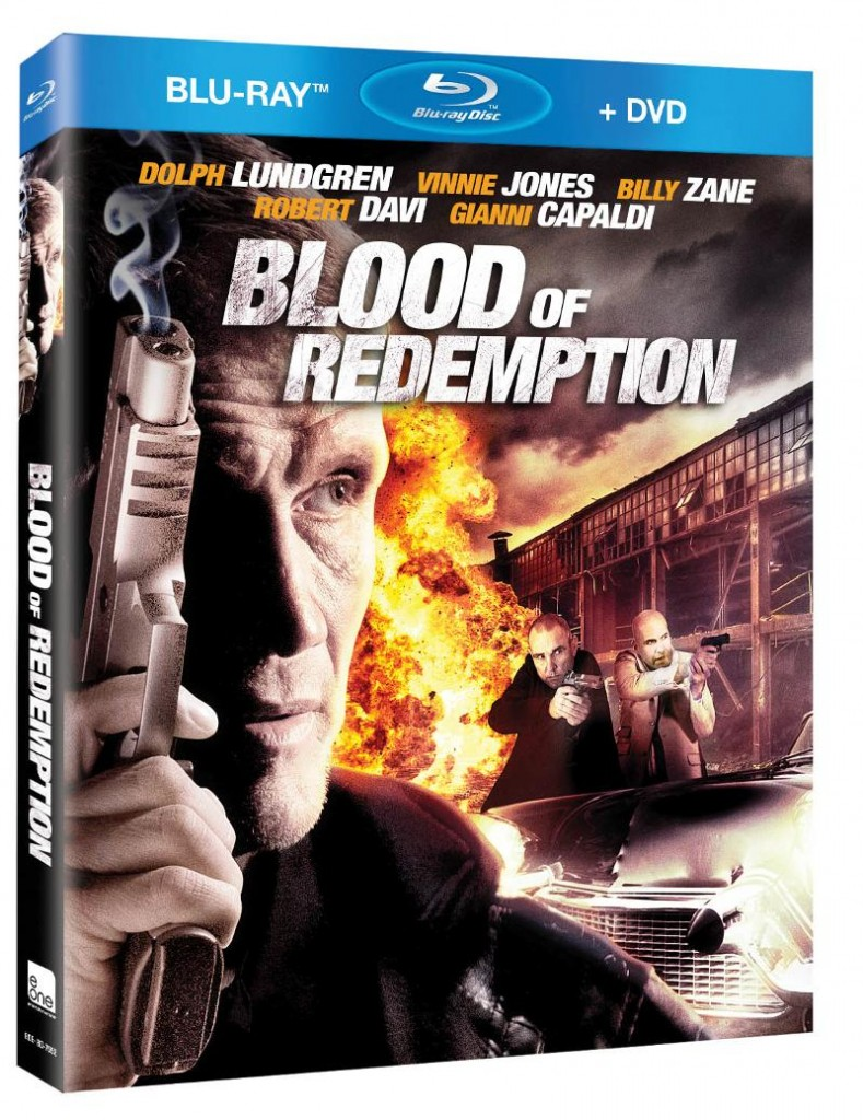 Blood of Redemption (2013) English BRRip 720p HD