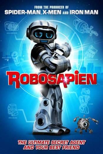 Cody the Robosapien (2013) English BRRip 720p HD