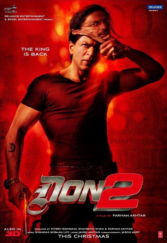 Don 2 (2011) Hindi Movie DVDRip Download Watch Online