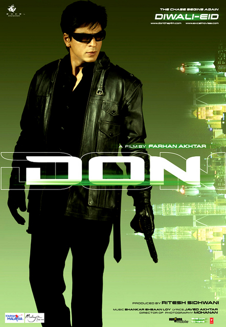 Don (2006) BRRip Full Movie Watch Online Download