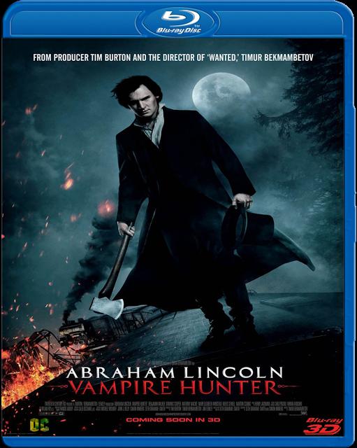 Abraham Lincoln: Vampire Hunter (2012) English 720p