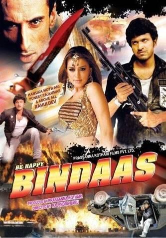 Be happy bindaas 2008 hindi movie