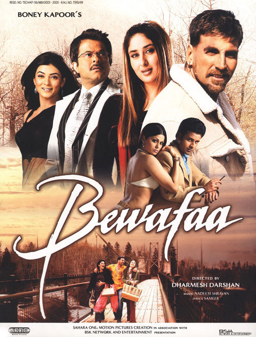 Bewafaa 2005 full movie watch online