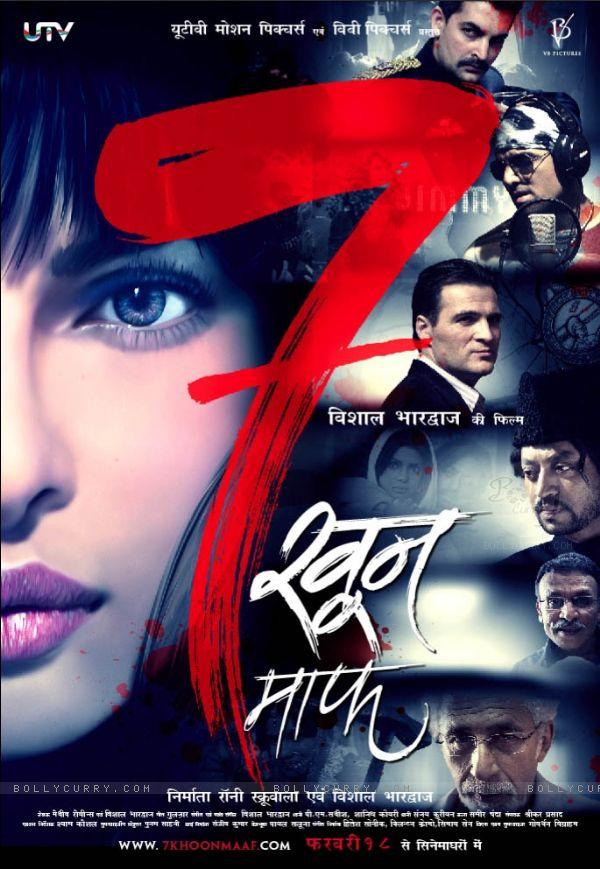 7 Khoon Maaf (2011) Hindi Movie Watch Online free