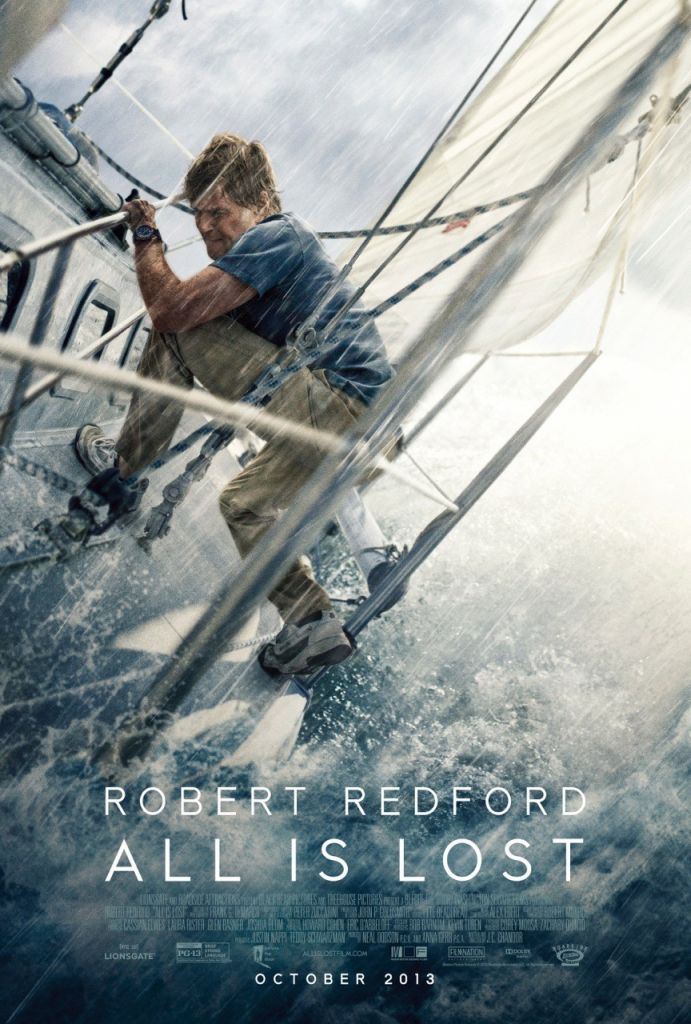 All is lost (2013) watch online