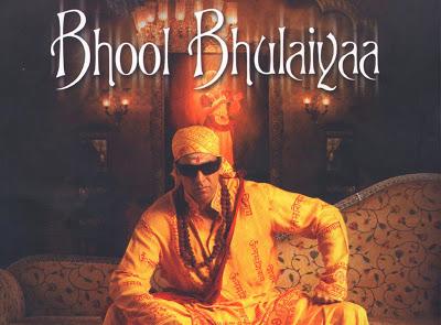 Bhool Bhulaiyaa (2007) Hindi Movie Watch Online for free