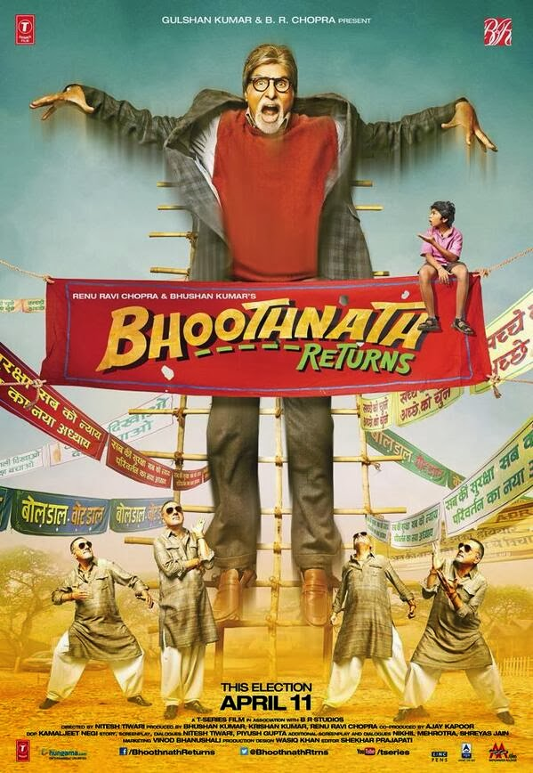Bhoothnath 2008 Hindi Movie Watch Online Full hindi Movies for free