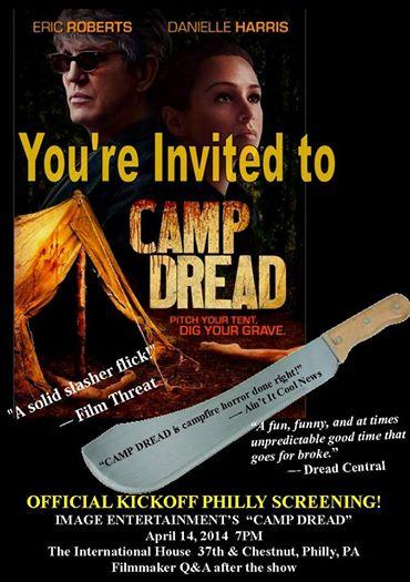Camp Dread (2014) Watch English Full Movie Free In HD 1080p
