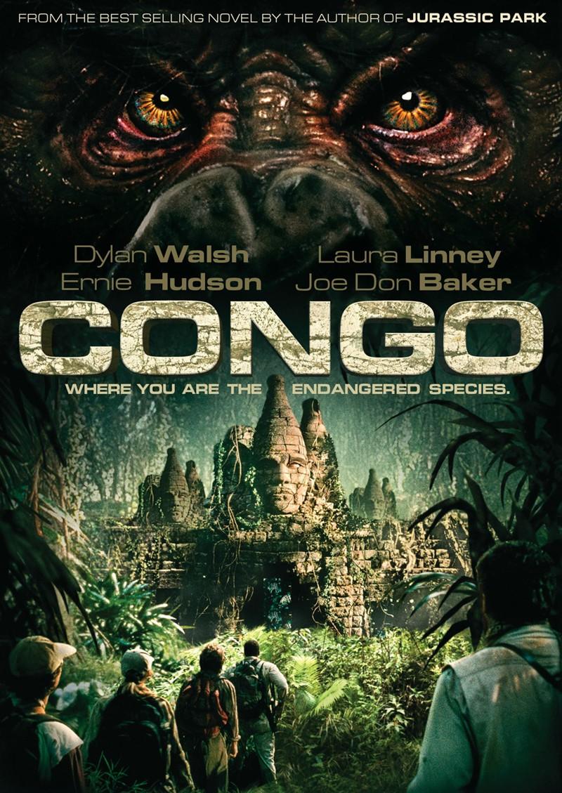 Congo 1995 Watch Online Bluray 720p Hindi Dubbed HD