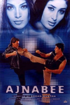 Ajnabee (2001) full Movie Watch Online In Full HD 1080p Free Download