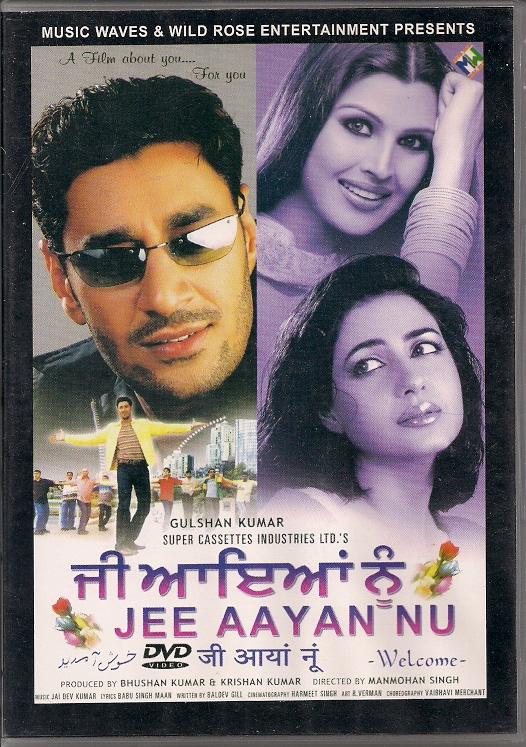 Jee Aayan Nu (2003) Punjabi Movie Watch Online In Full HD 1080p