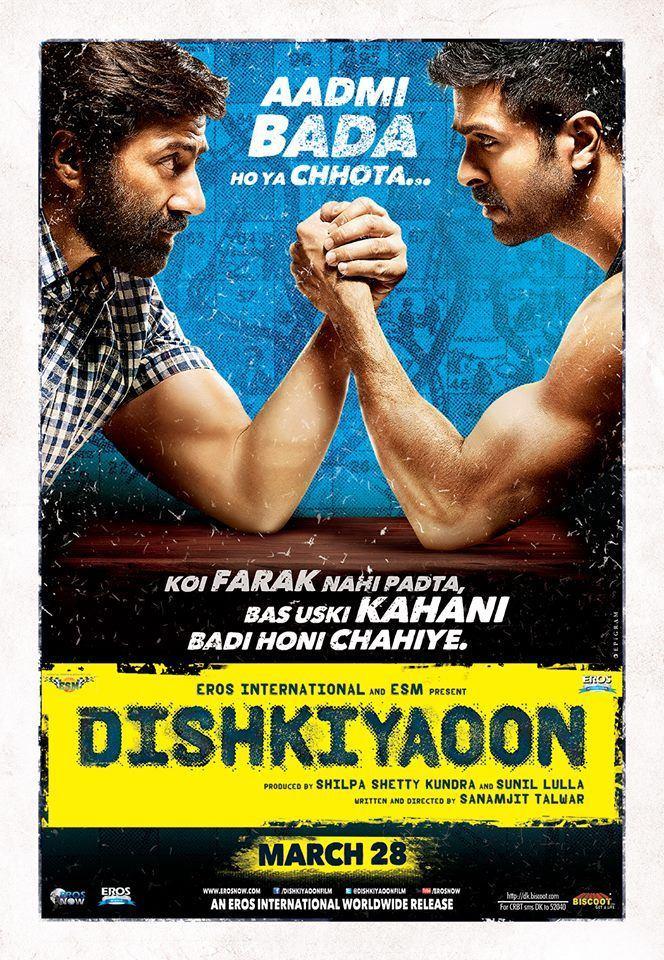 Dishkiyaoon (2014) Full Hindi Movie Watch Online For Free In HD 1080p