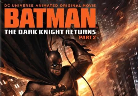 Batman: The Dark Knight Returns, Part 2 (2014) Watch Online 720p