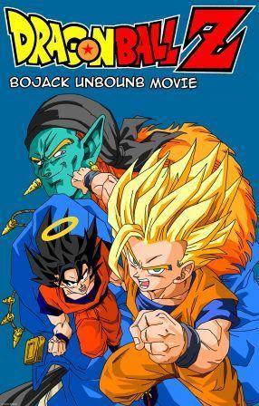 Dragon Ball Z Bojack Unbound 1993 In Hindi 300MB Free Download 1080p