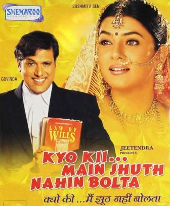 Kyo Kii Main Jhuth Nahin Bolta (2001)