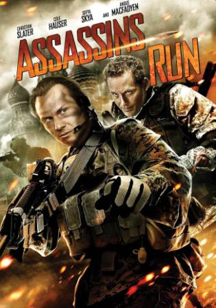 Assassins Run (2013) Free Download English Movie 720p 150MB