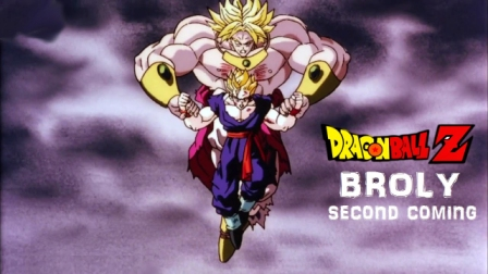 Dragon Ball Z: Broly – Second Coming (1994) in Hindi Dubbed Free Download 480p 250MB