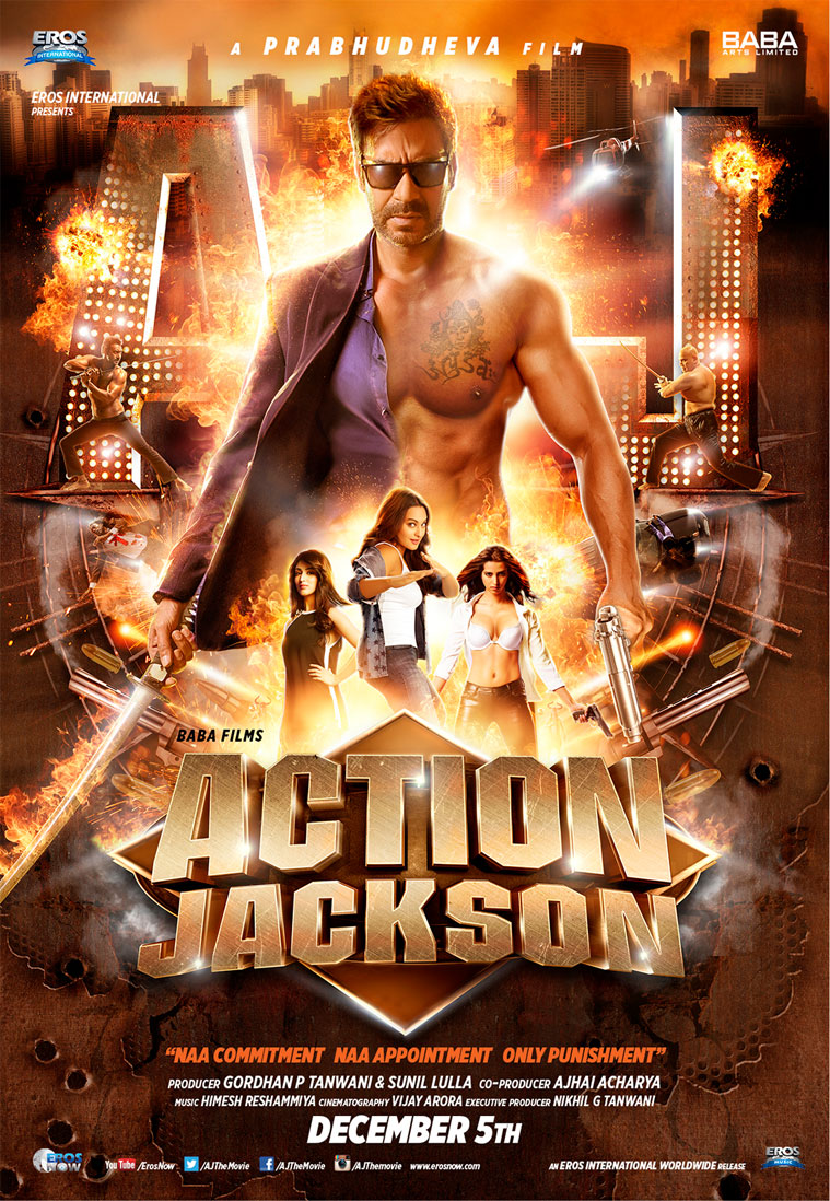 Action Jackson (2014) Hindi Movie Mp3 Songs Free Download