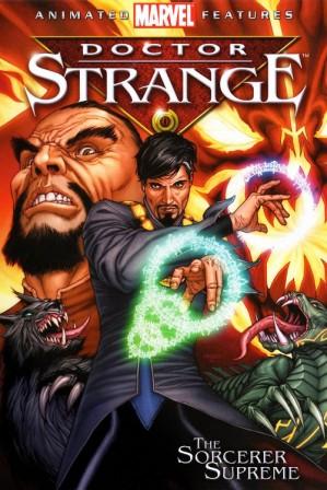Doctor Strange The Sorcerer Supreme (2007) Hindi Dubbed Download 720p 400MB