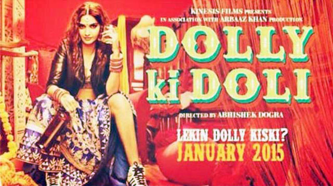Dolly Ki Doli (2015) Hindi Movie Official Trailer 720p Download