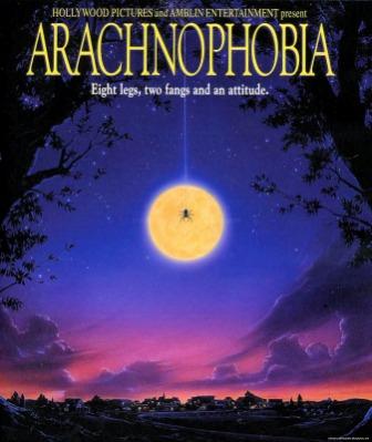 Arachnophobia (1990) Dual Audio HD 480p 300MB