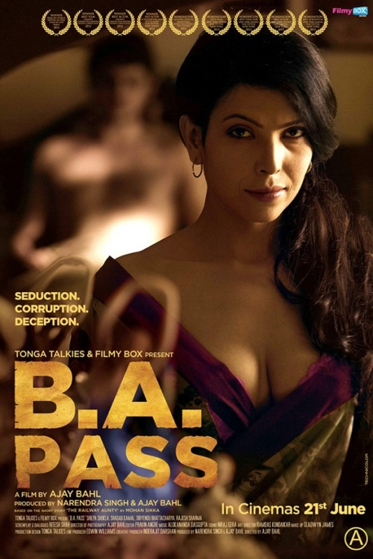 B.A. Pass (2013) Hindi 720p HD BluRay 800MB