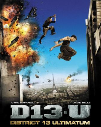 District 13 Ultimatum (2009) 325MB 480p Dual Audio