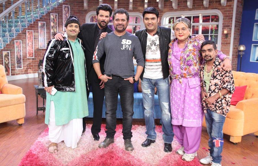 Comedy Nights With Kapil 30th August (2015) Episode 174