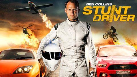 Ben Collins Stunt Driver (2015) Full Movie Watch Online DVDRip