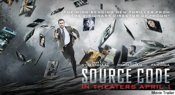 Source Code (2011) Hindi Dubbed Movie 720p BluRay