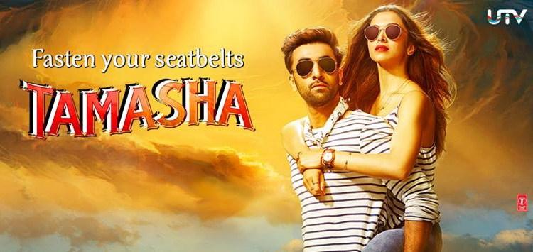 Tamasha (2015) Full Movie Watch Online 720p Dvdrip