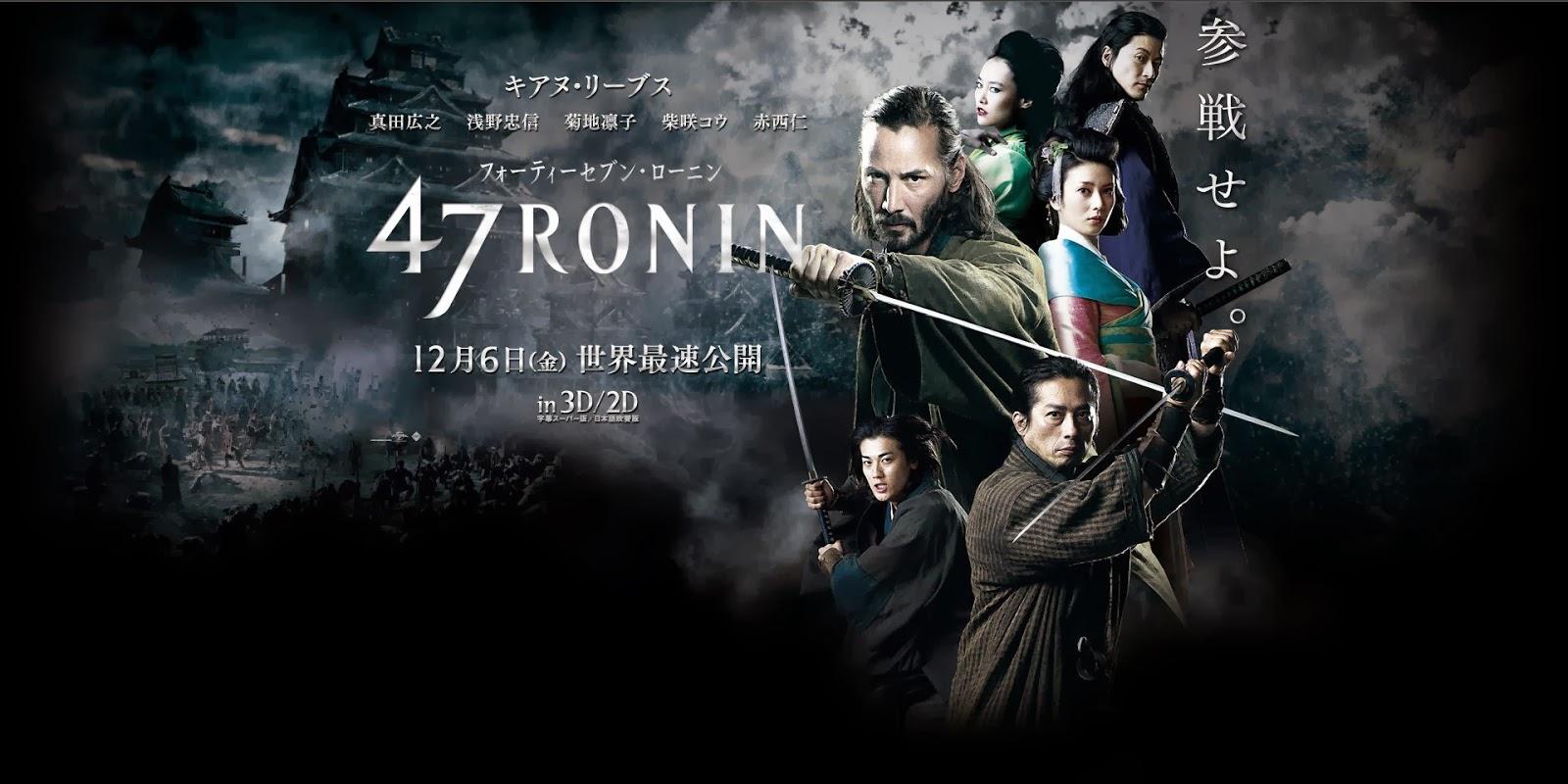 47 Ronin (2013) Hindi Dubbed Movie Watch Online 720p