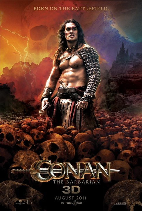 Conan the Barbarian 2011 Dual Audio Hindi Dubbed 720p BluRay