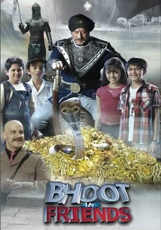 Bhoot And Friends (2010) Full Hindi Movie Online DVDRip