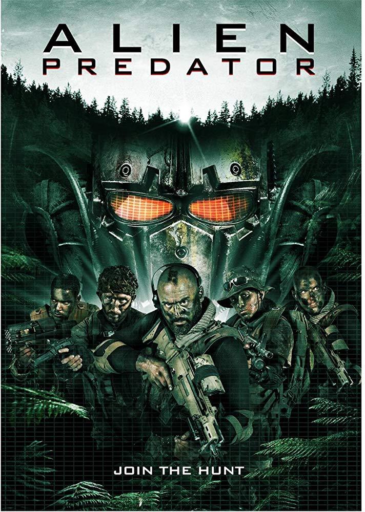 Alien Predator (2018) English