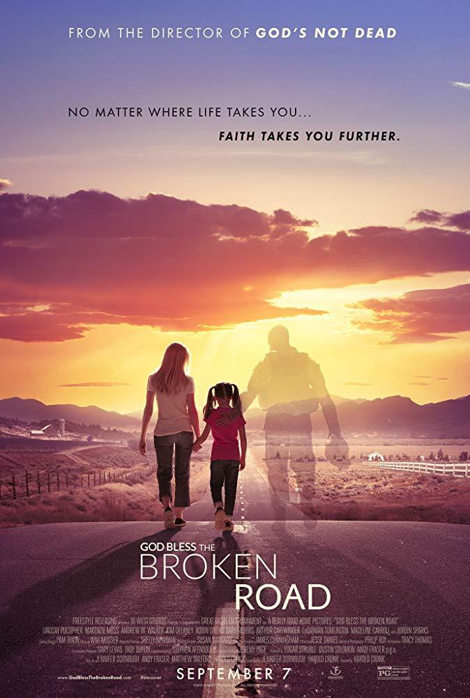 God Bless the Broken Road 2018 English