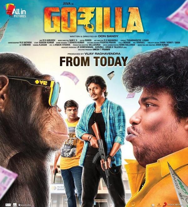 Gorilla 2019