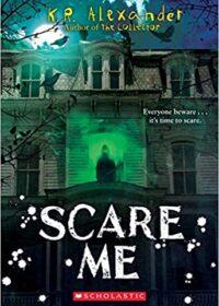 Scare Me (2020) Dual Audio Hindi 350MB WEB-DL 480p..