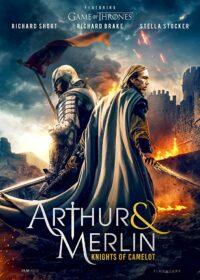 Arthur & Merlin Knights of Camelot 2020 English