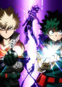 My Hero Academia Heroes Rising (2020) Japanese