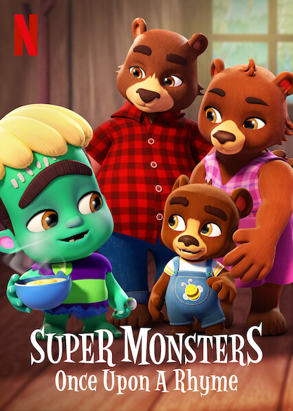 Super Monsters Once Upon a Rhyme 2021